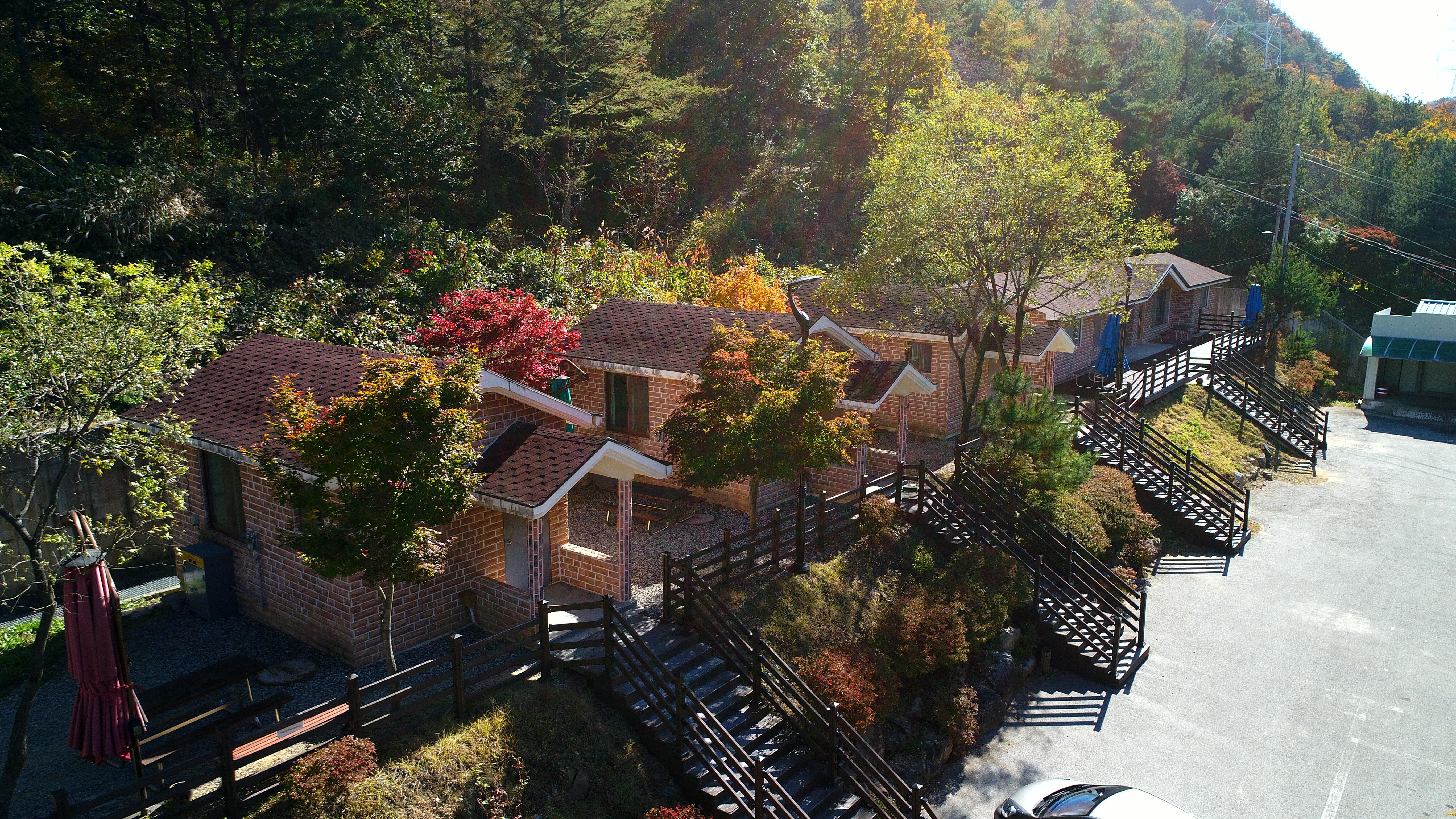 장령산자연휴양림 숲속의집