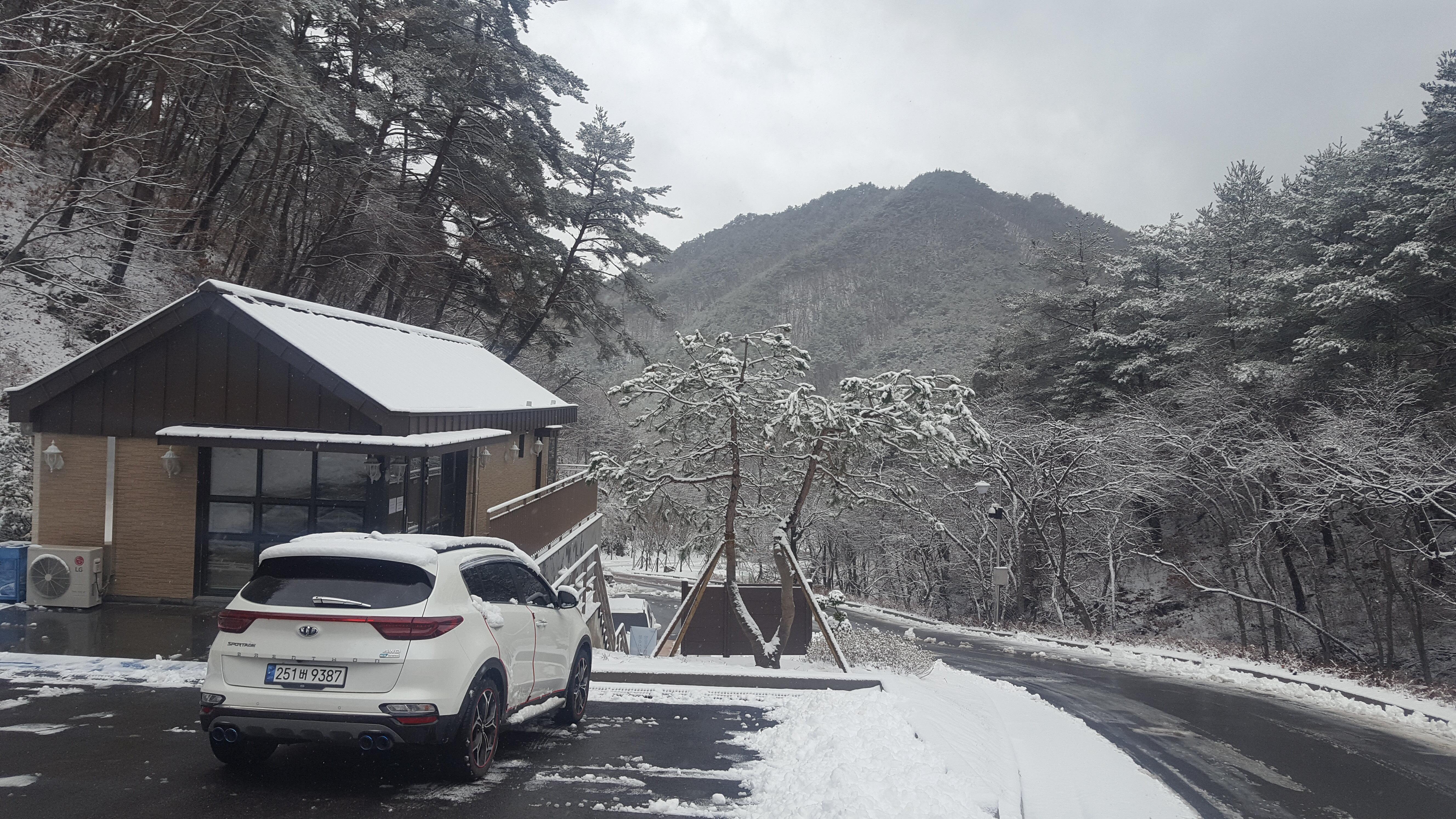 휴양림 겨울1