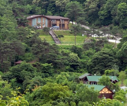 (세종시)금강자연휴양림