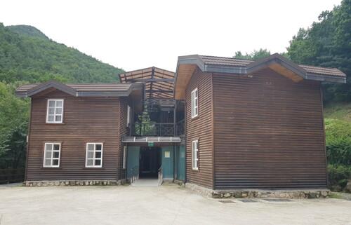 (상주시)성주봉자연휴양림