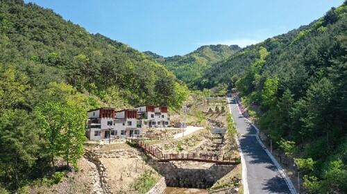 (봉화군)문수산자연휴양림
